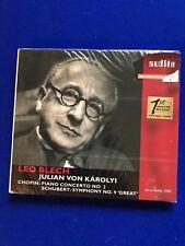 NEW Leo Blech Julian Von Karolyi Chopin Piano Concerto No2 Schubert Symphony No9