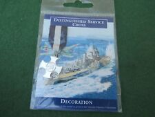 DISTINGUISHED SERVICE CROSS MINIATURE DECORATION BY WEST AIR