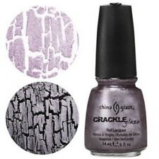 China Glaze Crackle Nail Polish Latticed Lilac  14ml