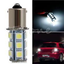 18-LED S25 1156 BA15S P21W SMD 5050 White Car Auto Turn Signal Light Bulb Lamp