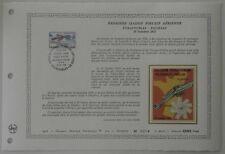 Document Artistique DAP 354 1er jour 1978 Première Liaison Postale Aérienne