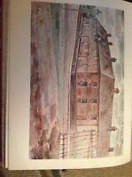 E2-1 Ephemera 1948 Picture 8x6 Inch Approx almhouses newcastle under lyme