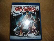 Army of Darkness (Screwhead Edition) [1 Disc Blu-ray] (1991)