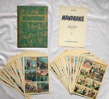 MANDRAKE LE MAGICIEN SUPPLEMENT L'AGE D'OR 1935-39 EDITION DES REMPARTS / DAVIS