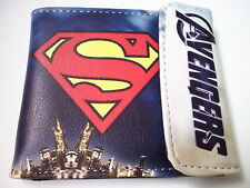 The Avengers vs. Superman Wallet . Free postage