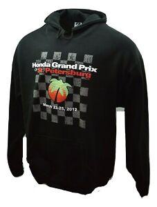 Honda Racing Grand Prix of St. Petersburg Indycar hooded sweatshirt hoodie