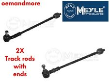 MEYLE TIE TRACK ROD WITH ENDS PAIR GOLF MK3 & VENTO INC GTI & VR6 X2 (CAR KIT)