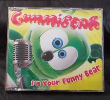 Gummibear / Gummi Bear - I'm Your Funny Bear - CD Single - Australia