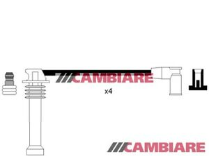 HT Leads Ignition Cables Set fits FORD FOCUS Mk1 1.8 2.0 Cambiare Quality New