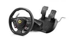 Thrustmaster T80 Ferrari 488 GTB Edition Set de Volante y Pedales Gaming - Negros
