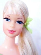 Amazing Vintage Platinum Blonde Talking Stacey Doll Mint