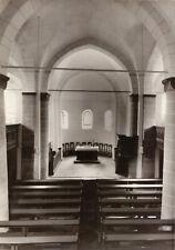 AK, Bad Berleburg, OT Raumland, Ev. Kirche, Innenansicht, um 1965