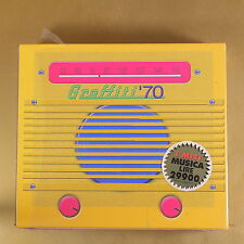 [AS-102] CD -  GRAFFITI '70 - I MITI MUSICA - 3CD - 1999 BMG -  OTTIMO