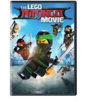 The LEGO NINJAGO Movie (DVD, 2017)