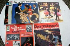 Sammlung mit 15  LPs Tanzmusik, instrumental (Folge 1)