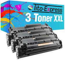3 Toner XXL für HP CB435A 35A LaserJet P1005 P1006 P1007 P1008 P1009
