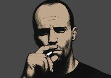 Jason Statham 4 A3 Poster