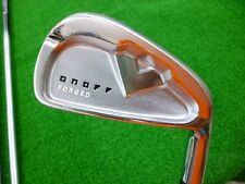DAIWA globeride ONOFF Forged 2011 6pc  R-Flex  IRONS SET Golf Clubs Excellent