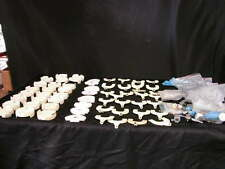 Lot of Dental Articulator Accessories Whip Mix Dental Articulator Etc.