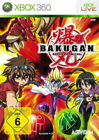 Bakugan: Battle Brawlers (Microsoft Xbox 360, 2009, DVD-Box)