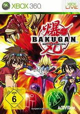 Bakugan: Battle Brawlers (Microsoft Xbox 360, 2009, DVD-Box)