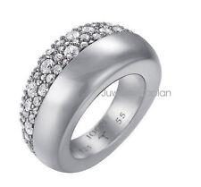 JOOP!  Scarlett Damen Ring JPRG90626A570 925 Silber mit Steinen NEU UVP 249€