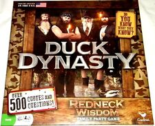 Duck Dynasty Redneck Wisdom Family Party Game - NEW - Local Pick-Up Available