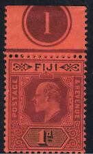 FIJI 1903 - 12 1d KING EDWARD VII