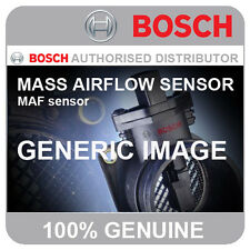 BMW 730 d 98-01 180bhp BOSCH MASS AIR FLOW METER SENSOR MAF 0928400527