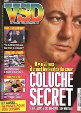 VSD N°1471 coluche jenifer madonna 2005