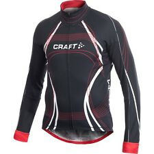 Craft Performance Bike Tour Long Sleeve Jersey Black Size Large New