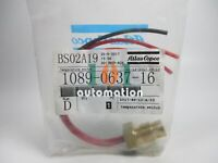 1PCS NEW FOR Atlas Copco Screw air compressor temperature switch 1089063716