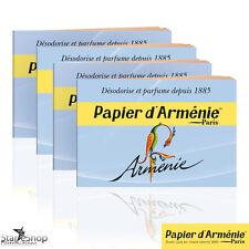 Papier d'Armenie 4 Booklets  Incense Paper, Deodorizer - Kurkdjian Armenia Paper