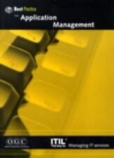 Applications Management: Itil (It Infrastructure Library Series) Office of Gover