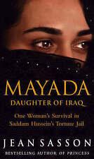 Mayada: Daughter Of Iraq, Jean Sasson