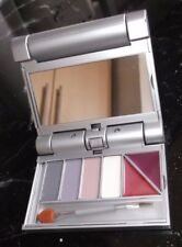TECHNIC Makeup compact with mirror - Eye shadows/Eyes & Lips palette +applicator