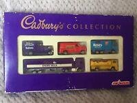Majorette Cadburys Collection Car Set