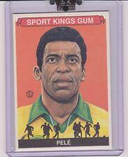 AWESOME 2008 SPORT KINGS ~ PELE ~ CARD #64 ~ WORLD CUP SOCCER LEGEND ~ BRAZIL