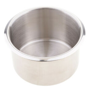 90mm Recessed Cup Drink Can Holder for Boat Car Marine RV Trailer
