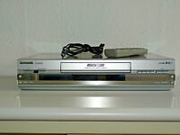 Panasonic NV-HS830 High-End S-VHS ET Videorecorder inkl. FB, 2 Jahre Garantie