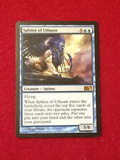 MTG Sphinx of Uthuun M15 Magic the Gathering Rare Blue Creature Card