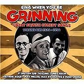 Various Artists - Sing When You're Grinning - Great British Comedy Songs, Vol. 1