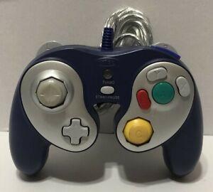 Nintendo GameCube Black Intec Controller Pad TESTED- Working - Ships free
