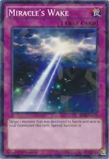 3 x Miracle's Wake (BP03-EN220) - Shatterfoil Rare - Near Mint - 1st Edition