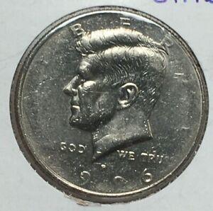 1996 P Kennedy Half Dollar WEAK STRIKE ERROR Obverse & Reverse 50¢ #139