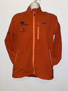 Outdoor Research Men's Ferrosi Jacket - Medium Orange Coat Hiking