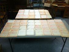 Rare 50 Piece Lot-Internal Revenue IRS Duplicate Forms Opium 1910-30s Cocaine