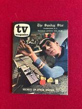 "1966, Star Trek, Mr. Spock, ""TV Magazine"" (Scarce / Vintage)"