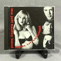 The Jeff Healey Band Cruel Little Number Promo Single CD Feel This 1992