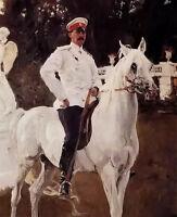 Oil painting Valentin Alexandrovich Serov - Portrait of Prince Felix Yussupov ##
